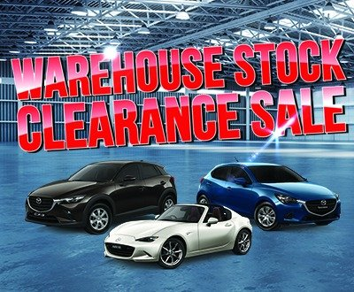 Warehouse Stock Clearance Sale image