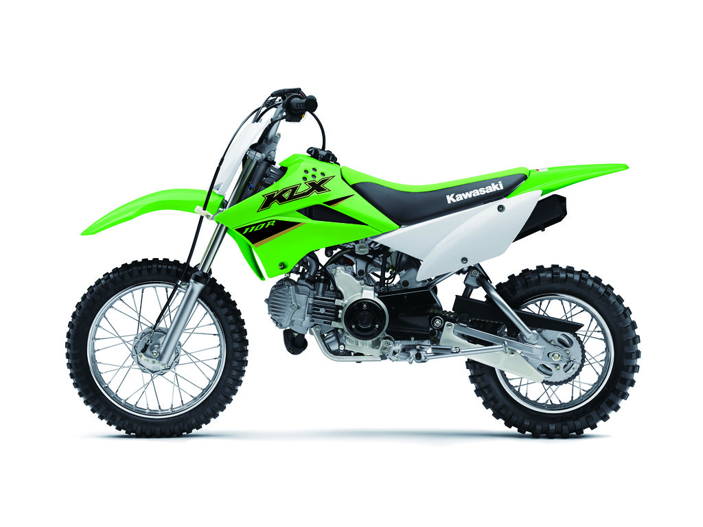 2022 KLX110R