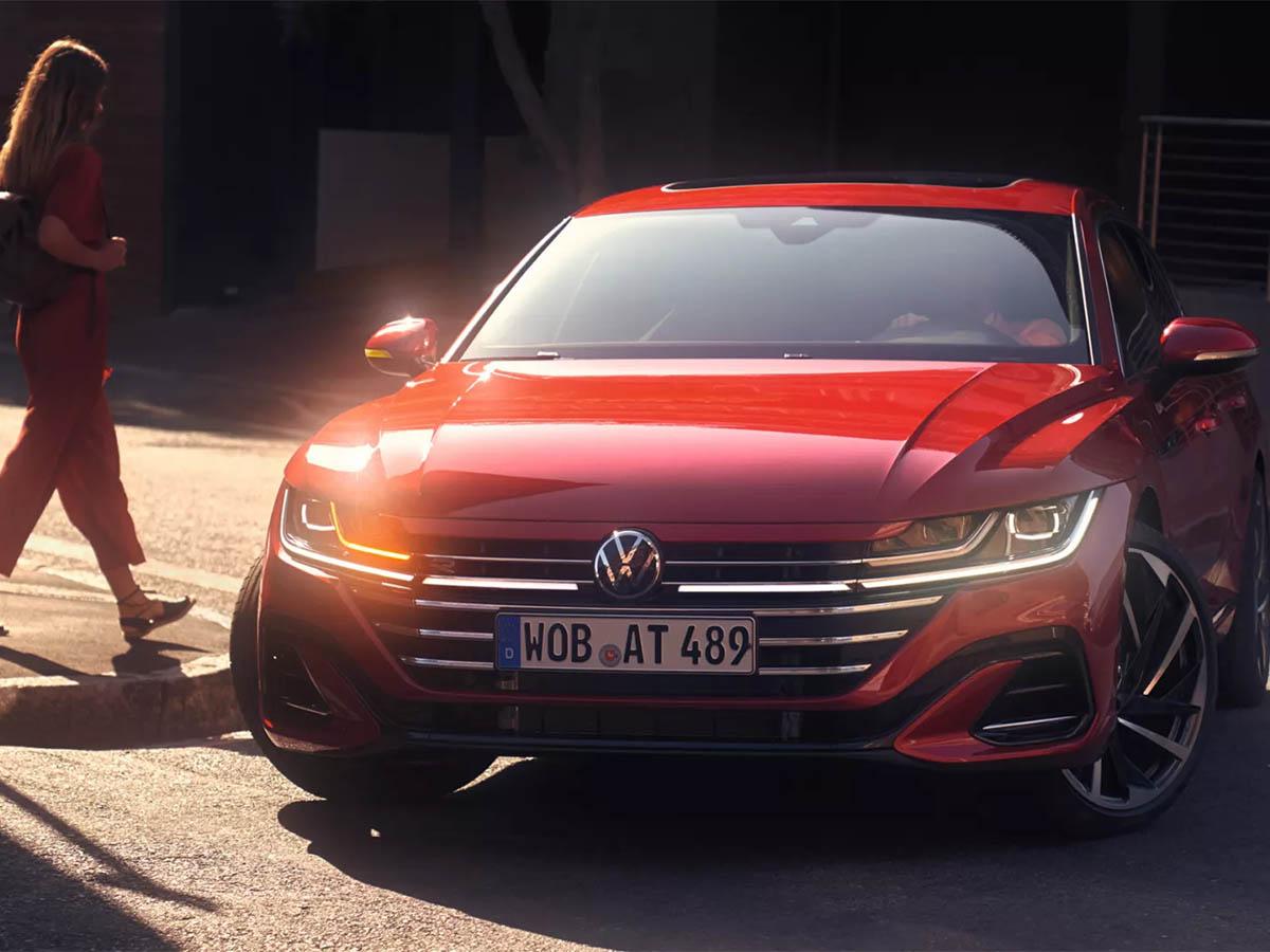 Volkswagen-Arteon Shooting Brake