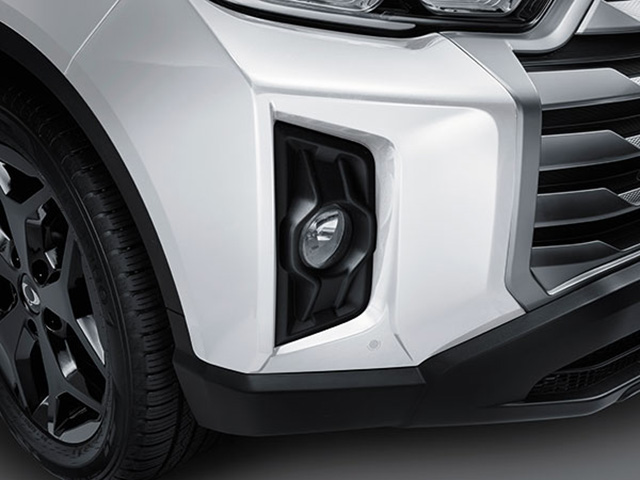 SsangYong - Musso - Front Fog Lights