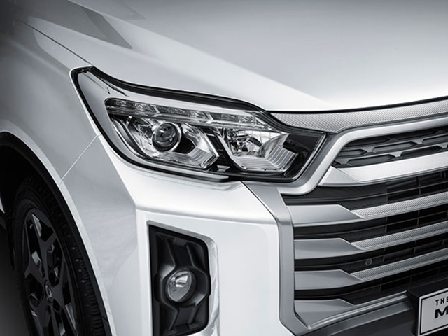 SsangYong - Musso - LED Daytime Running Lights (DRL)