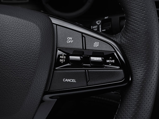 SsangYong - Musso - Cruise Control