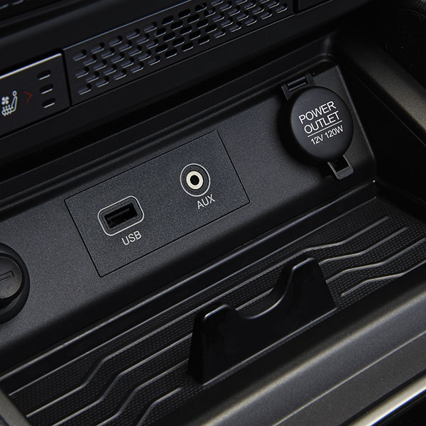 SsangYong - Musso - 12V/120W Tray Power Outlet