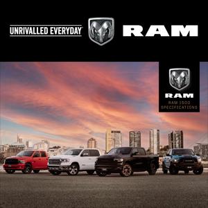 Ram 1500 Specifications