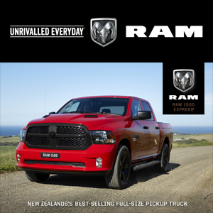 Ram 1500 Express Brochure