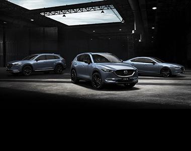 The Mazda SP Range