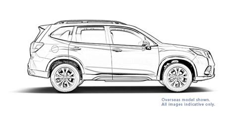 New Subaru Forester 2022