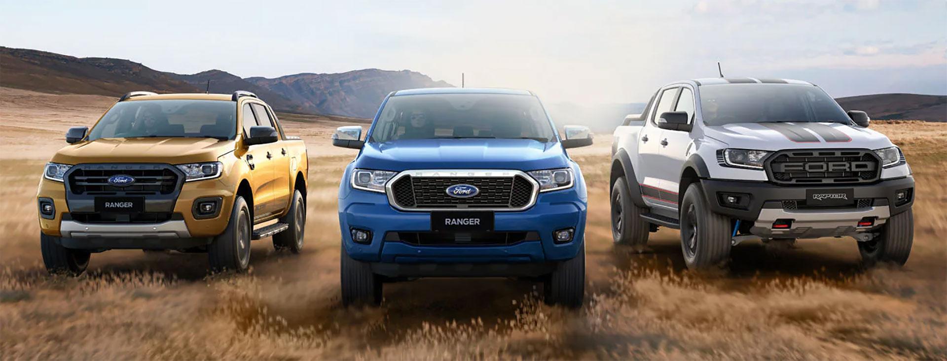 Ford-Ranger-Range