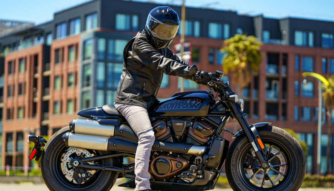 2021 Harley Davidson Sportster S