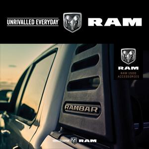 RAM Genuine Accessories | Eats Utes for Breakfast | V8 Hemi Power |Ram Trucks Australia