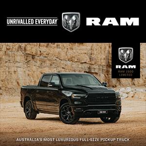 Ram 1500 Limited Brochure