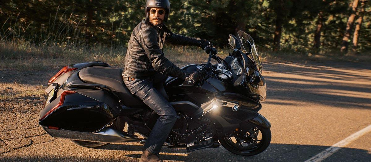 BMW Prestige Motorcycle Insurance.˜