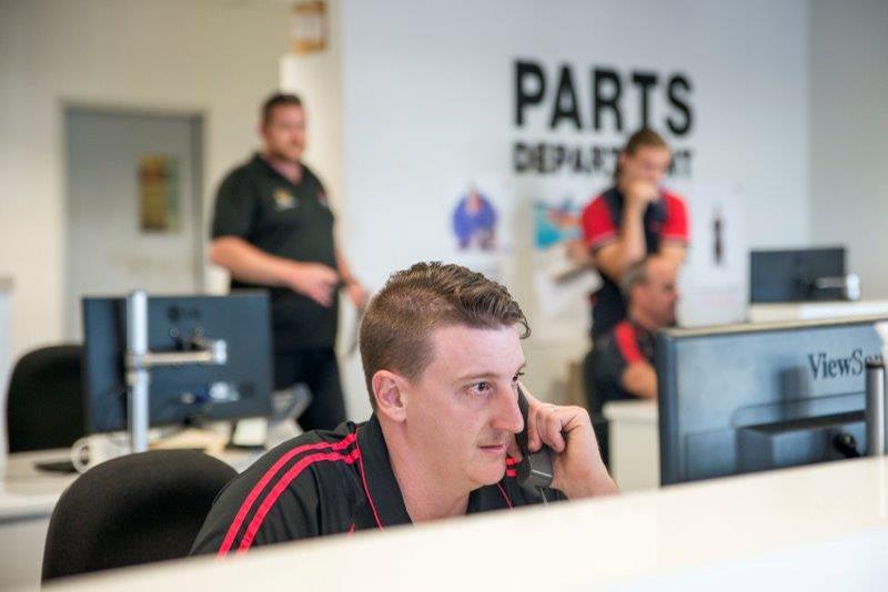 Apprentice / Junior Parts Interpreter