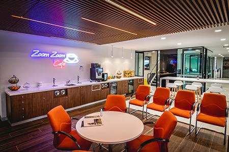 Ringwood Mazda Zoom Zoom Cafe and Lounge