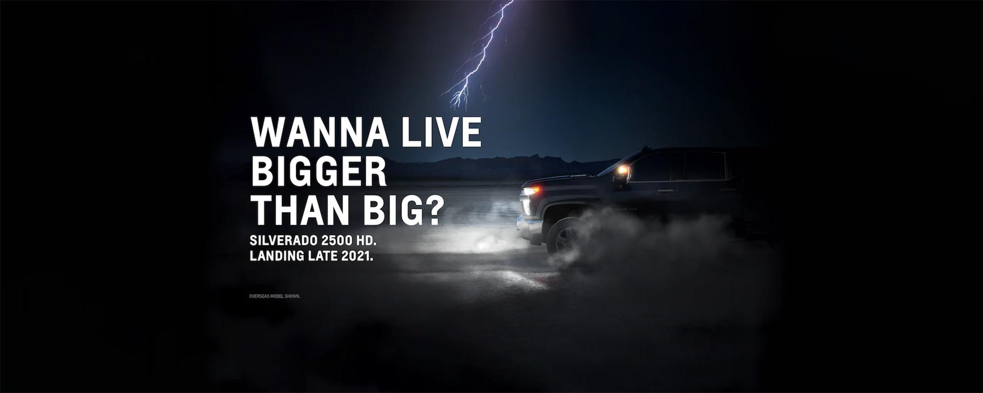 Silvarado 2500 HD