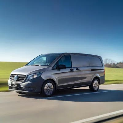 Mercedes-Benz Vans Current Offers