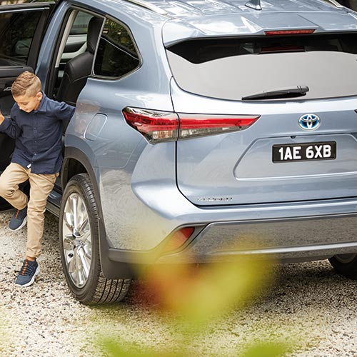 Discover the All-New Toyota Kluger