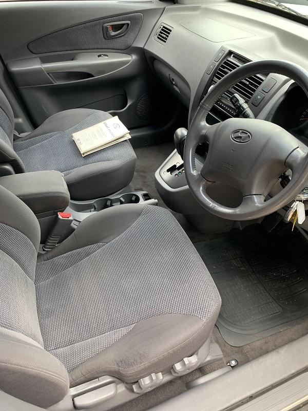 2005 Hyundai Tucson Elite 2.7 V6 Auto SUV