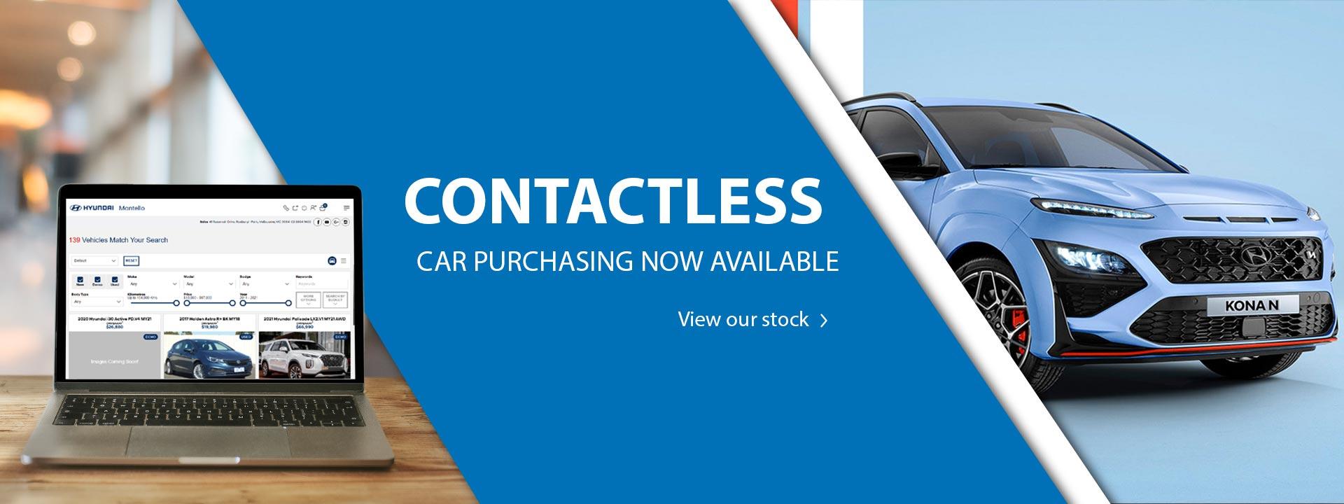 Mantello Hyundai Click & Collect