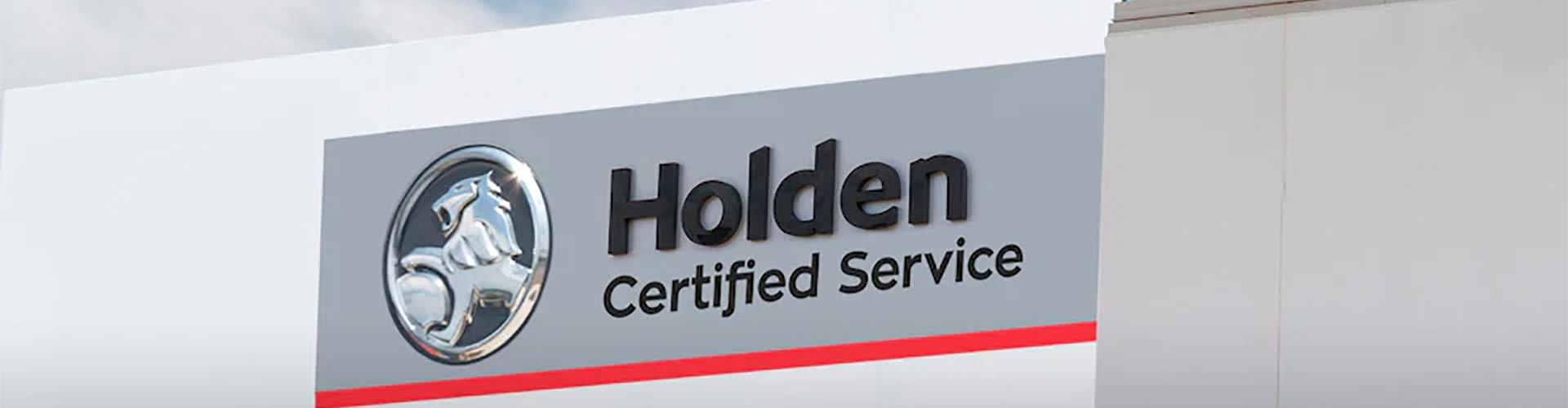 O G R Holden Certified Service