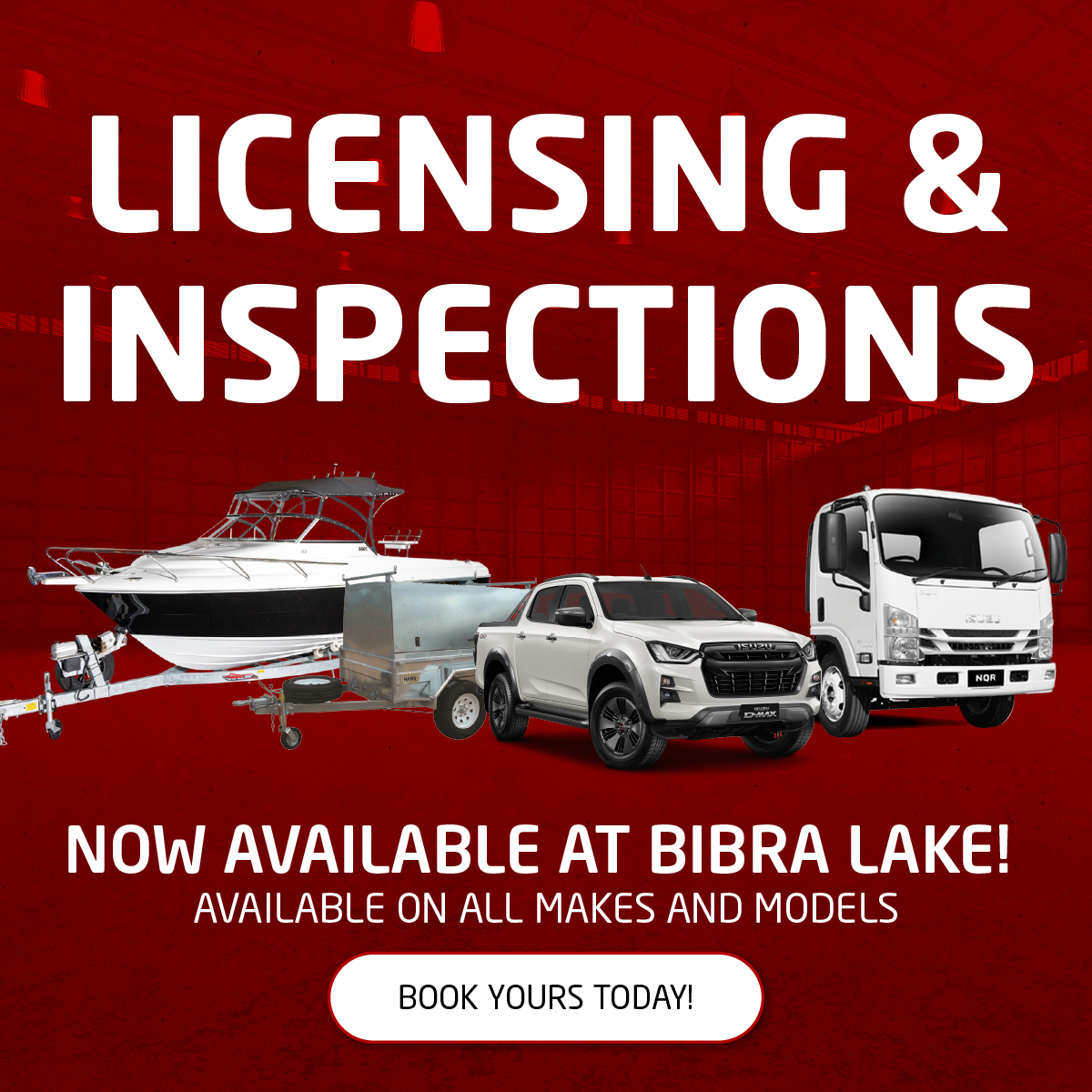 License and Inspection