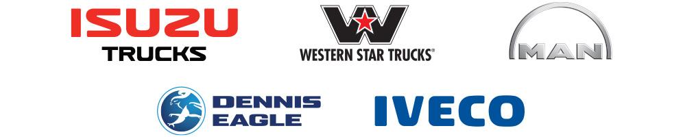 Trucks Logos