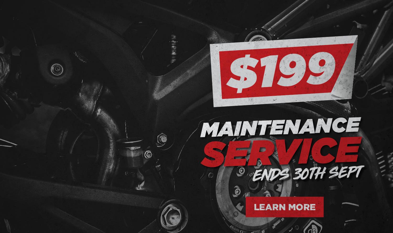 Ultimate Maintenance Offer - Sep