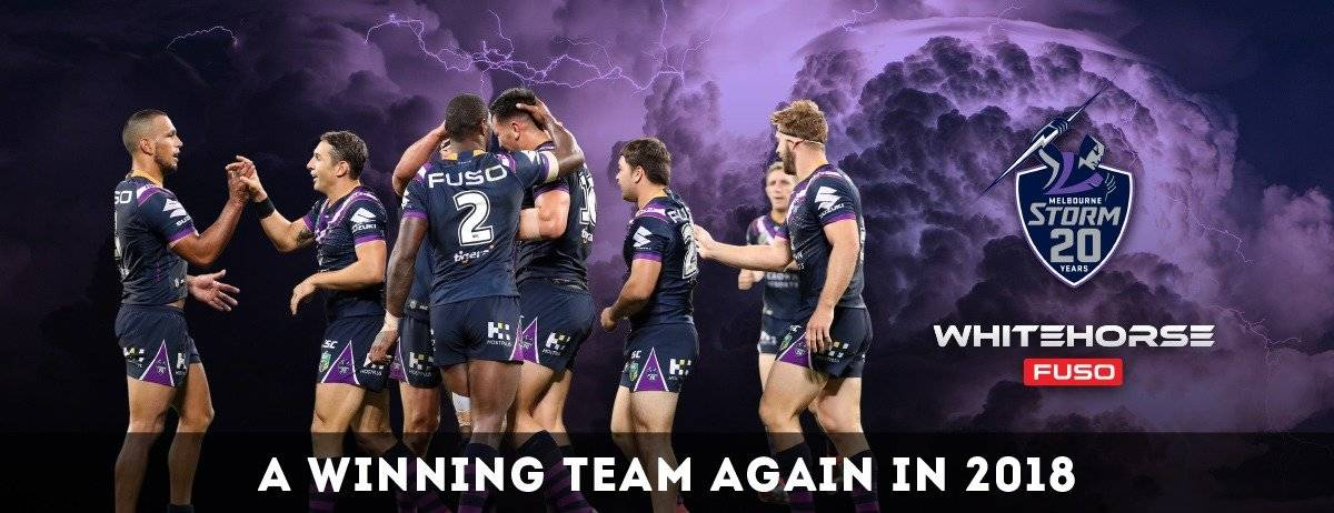 Whitehorse Truck and Bus | Melbourne Storm