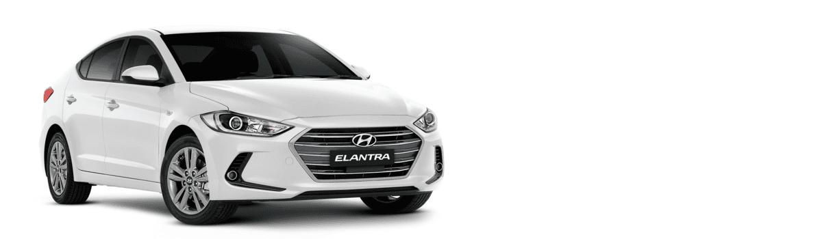 Elantra Active Auto Large Image