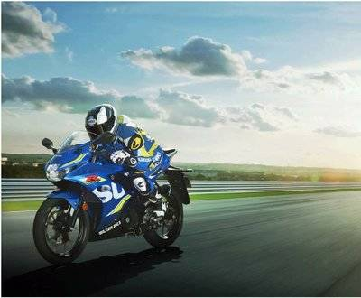Suzuki GSX-S125 ABS 2018 Motogp Race LAMS Sports Bike image