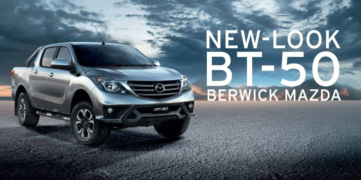 blog large image - New-Look BT-50 has arrived at Berwick Mazda - 5 reasons to love the latest update
