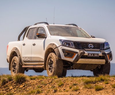 Navara N-TREK Warrior image