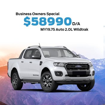 Scoop Purchase 2.0L Wildtrak $58990 Small Image