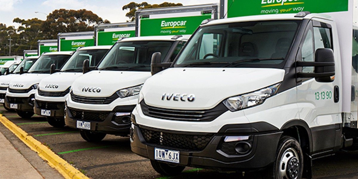 blog large image - Europcar Expands its Relationship with IVECO