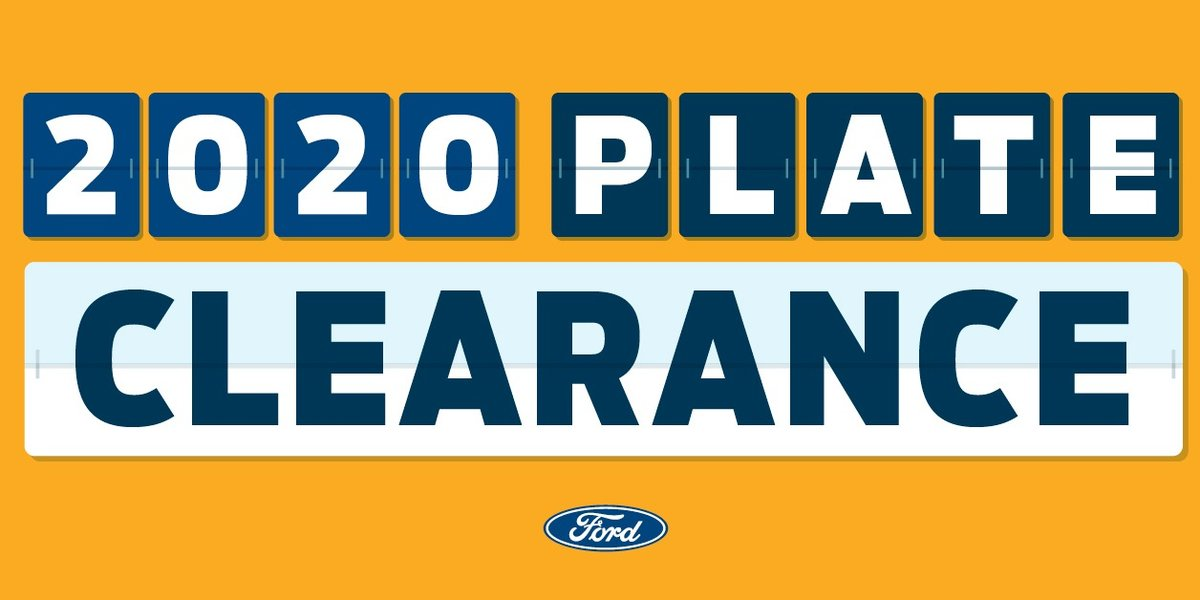 blog large image - Upgrade your Ranger before Christmas with our 2020 Plate Clearance!