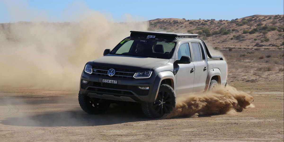 blog large image - The Spirit of Amarok Australia is back for 2020