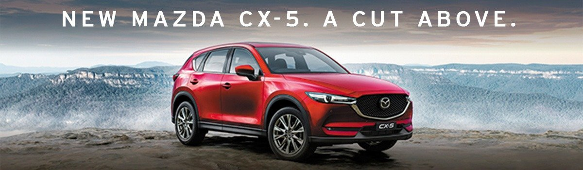 BERWICK MAZDA: THE LATEST CX-5 IS NOW IN STORE Large Image