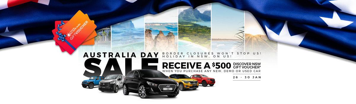 Australia Day SALE EVENT Large Image