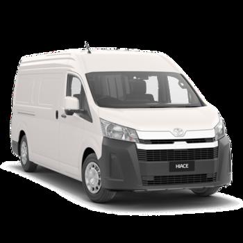 2019 HiAce SLWB Van Small Image