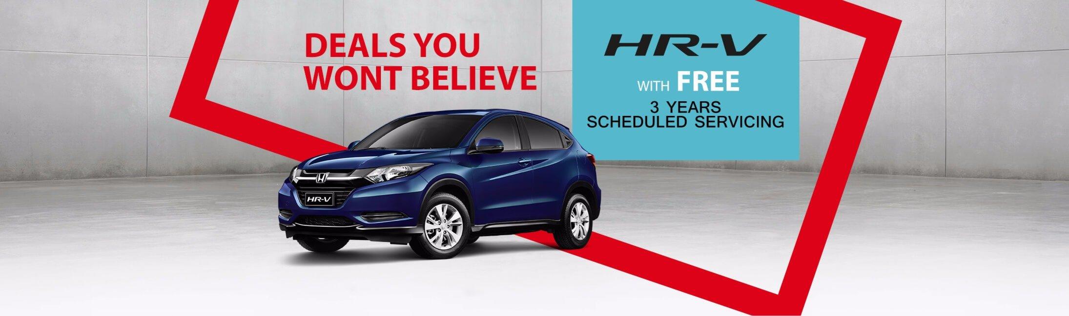 Wangara Honda HR-V