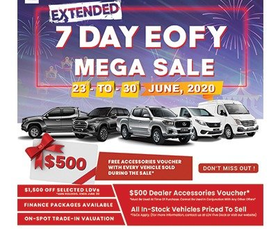 ldv_fivedock_7_day_sale_event image