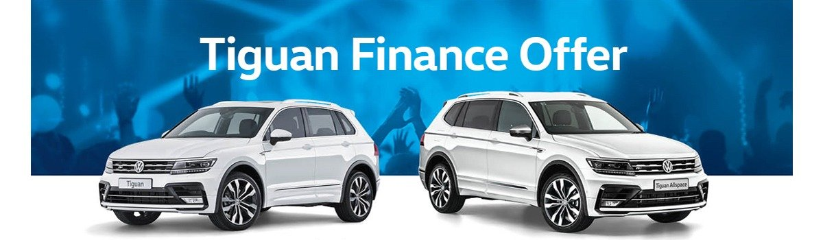 Selected Tiguan & Tiguan Allspace with 1.99% p.a. comparison rate± Large Image