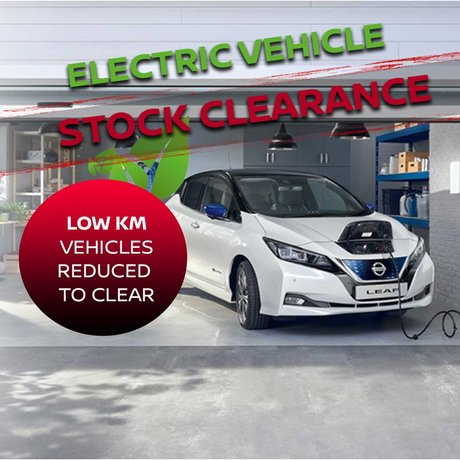 New Nissan Leaf ON SALE NOW