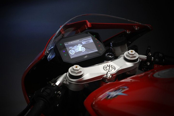 MV Agusta Superveloce 800 - Technology