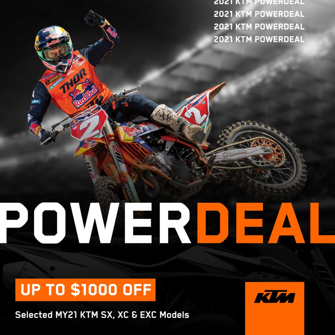 KTM - POWER DEALS