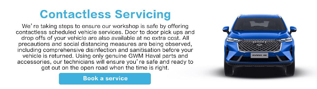 Ringwood GWM HAVAL Covid Content