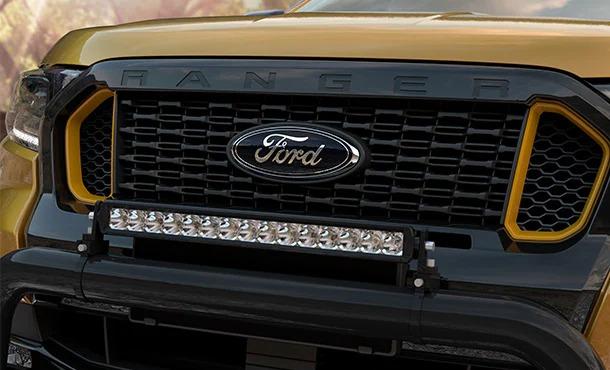 Ford Ranger Wildtrak X - Unique Front Grille