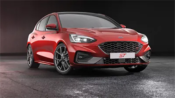 Ford Focus ST-3 - Mechanical
