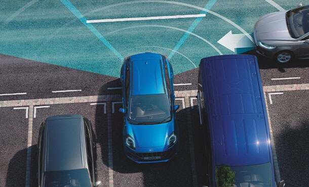Ford Puma - Parking Sensors