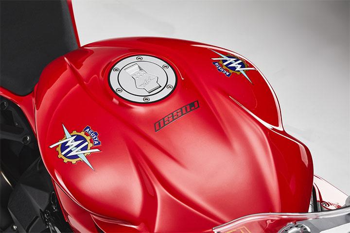 MV Agusta F3 800 Rosso - Speed